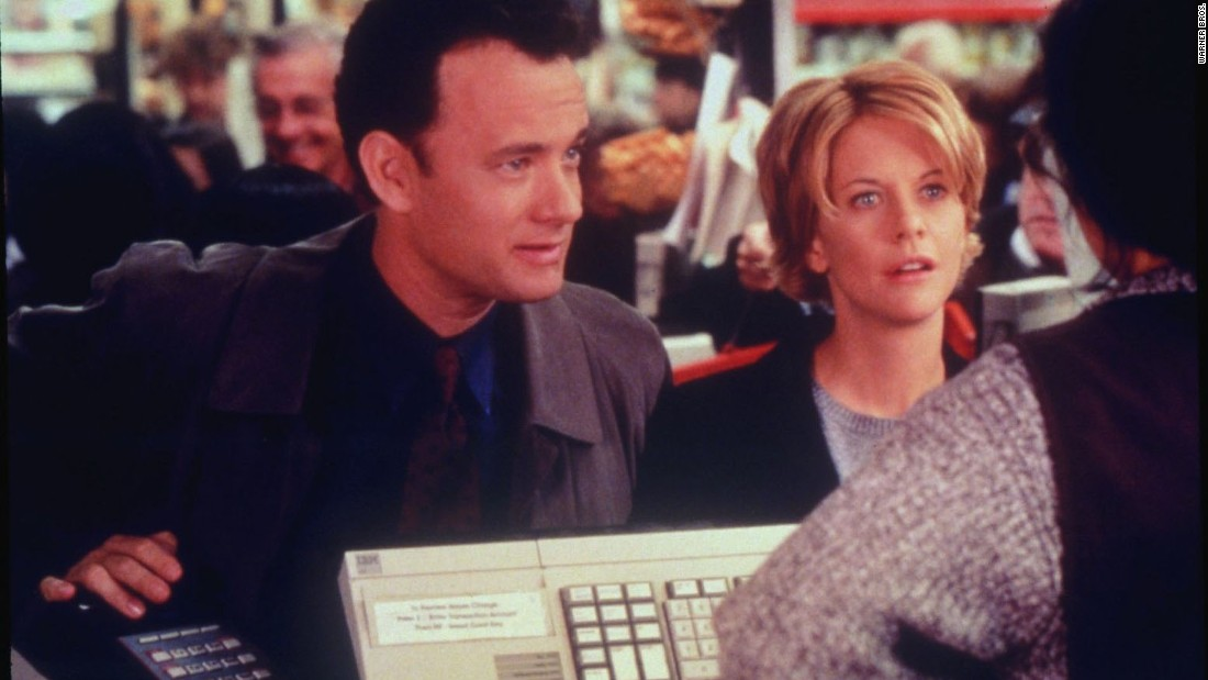 "<strong>""You've Got Mail""</strong>: ""Sleepless in Seattle"" co-stars Tom Hanks and Meg Ryan reunited for this 1998 rom-com. <strong>(Amazon Prime) </strong>"