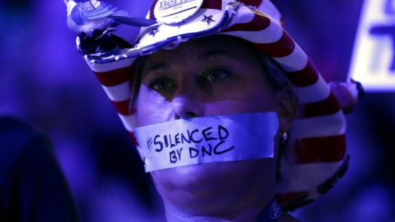 Tape on a delegate