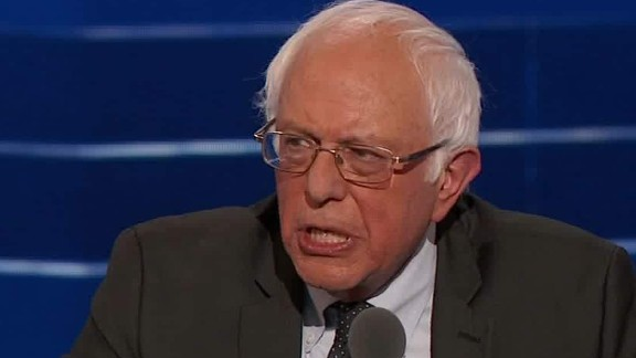 dnc convention bernie sanders hillary clinton president leadership sot_00001108.jpg