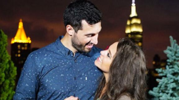 Jinger Duggar and Jeremy Vuolo announced their engagement in July and got married in November, according to People magazine.