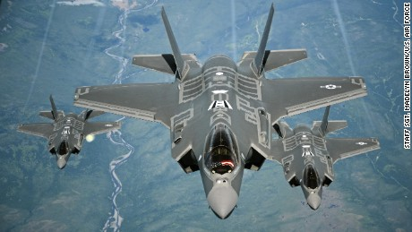 Pentagon weapons tester: F-35 fighter jet has 'significant' problems