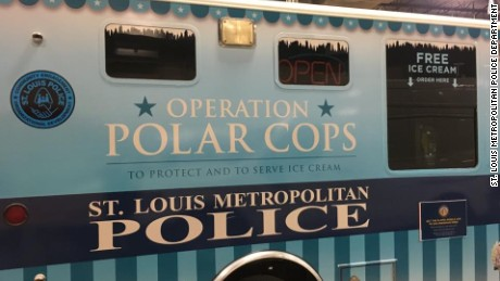 Operation Polar Cops hit the streets of St. Louis this week.