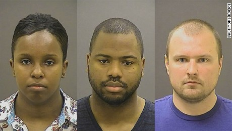 Freddie Gray case: Charges dropped against remaining officers