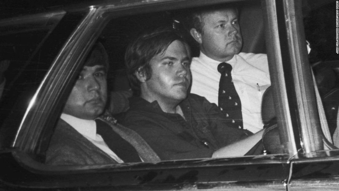 Reagan shooter John Hinckley Jr. to be given 'unconditional release'