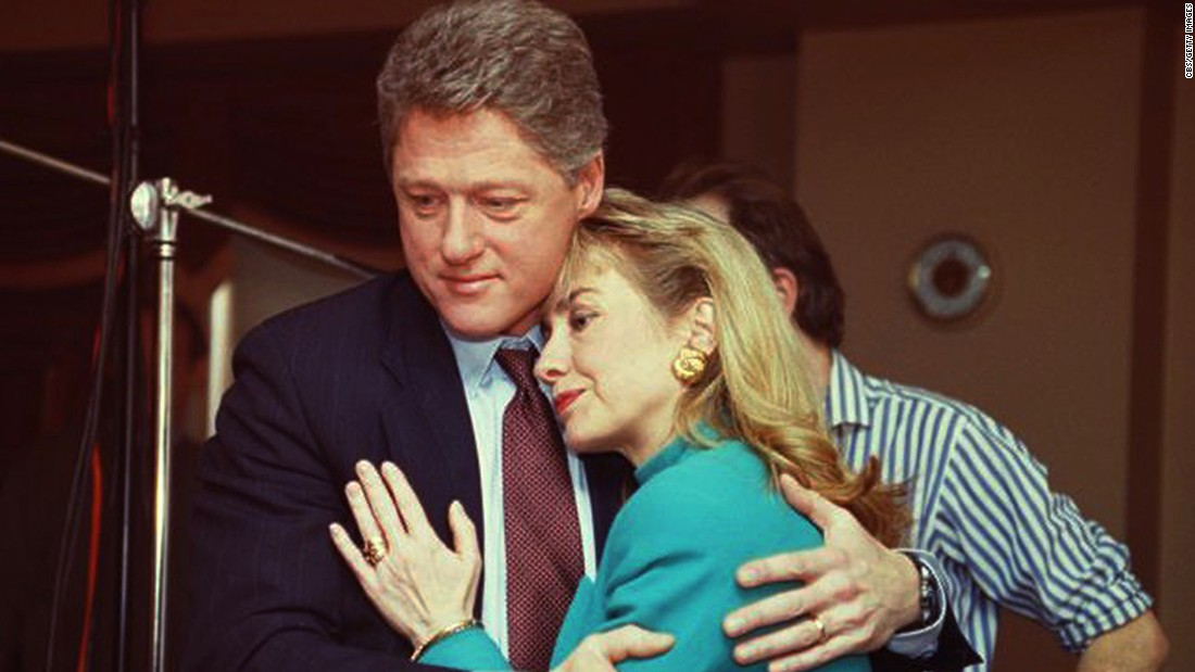Image result for Bill clinton and hillary clinton young
