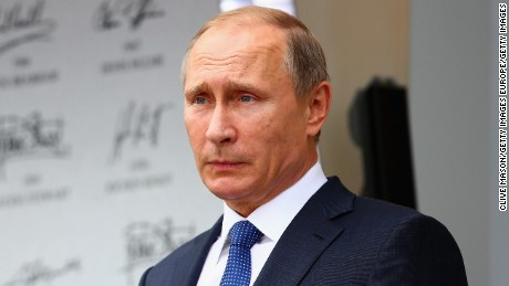 "Russian president Vladimir Putin says Paralympics ban is ""simply cynical."""