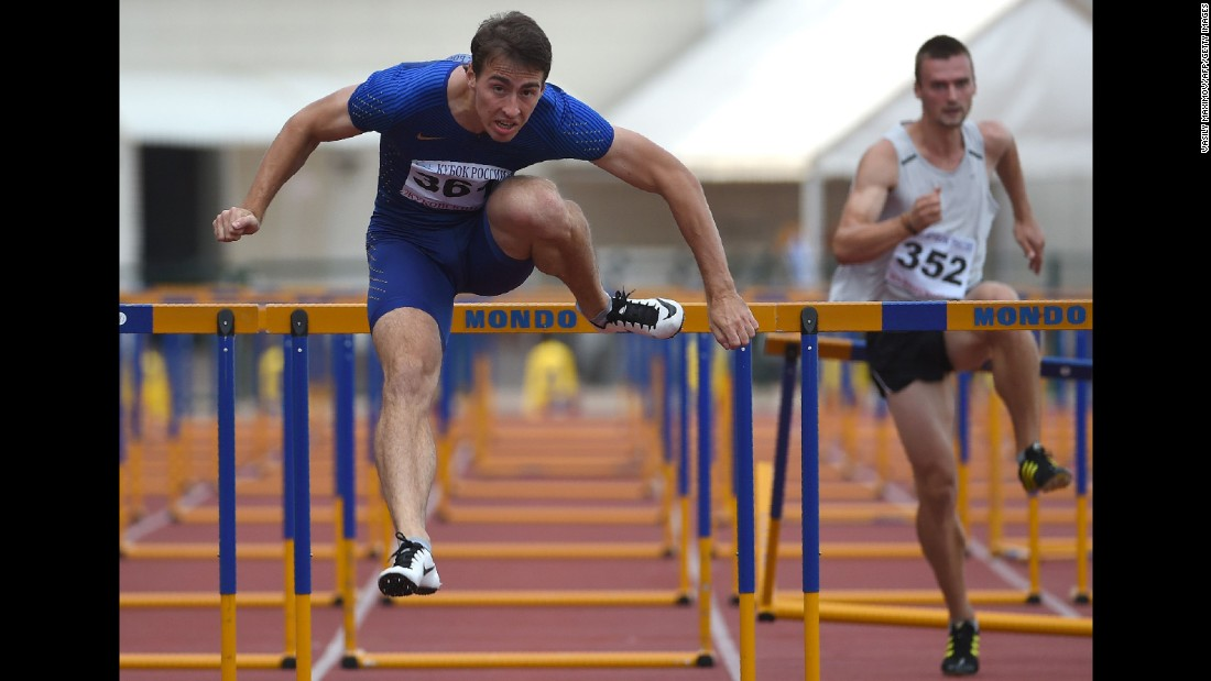 Another athlete missing out is Sergey Shubenkov, who is the reigning 110-meter hurdles champion and would have been a strong medal contender in Rio. Instead, Shubenkov and other banned athletes took part in the Stars 2016 Tournament in Moscow, organized as an alternative for Russia's track and field team.