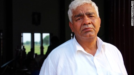 Mahavir Singh Phogat trained his daughters and other girls in the village to be wrestlers.