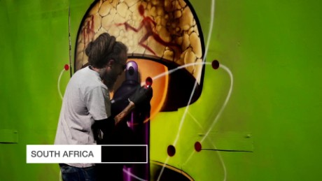 CNN Creative Marketing - Inside Africa: Rock Art Influences Contemporary Art_00002211