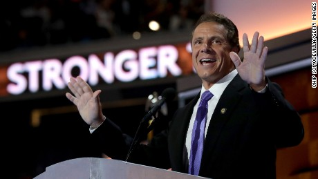 Andrew Cuomo asks New York to greenlight recreational pot