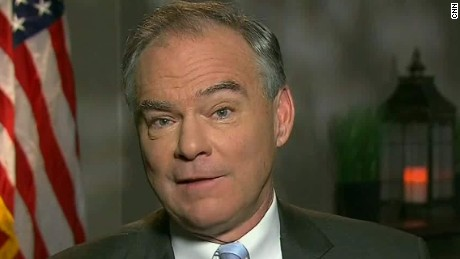 Tim Kaine: Trump was being ignorant, not sarcastic