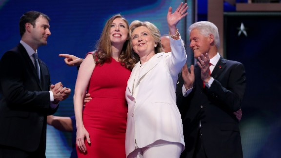 Chelsea Clinton has grown up before the nation and is now embracing a prominent role in her mother