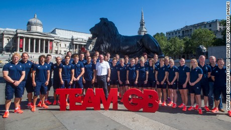 The Team GB men's and women's rugby sevens teams were named in London on July 19.