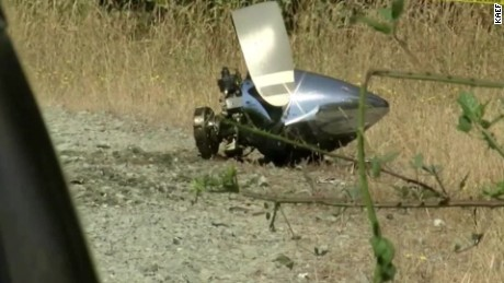 4 dead in medical plane crash