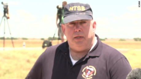 NTSB launches team to investigate crash