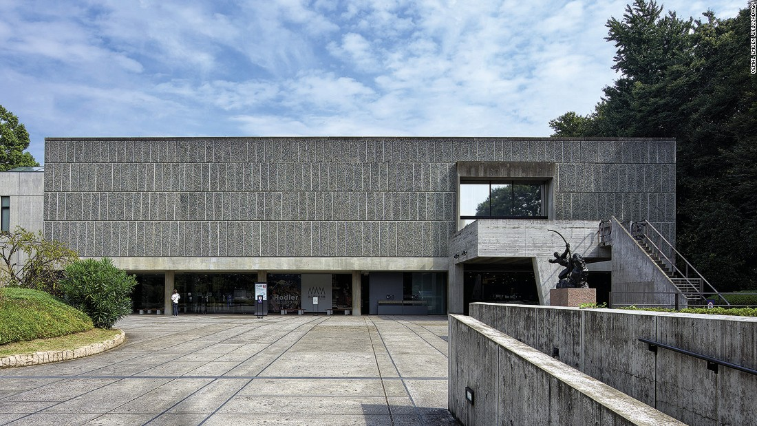 17 Le Corbusier works join UNESCO World Heritage List - CNN
