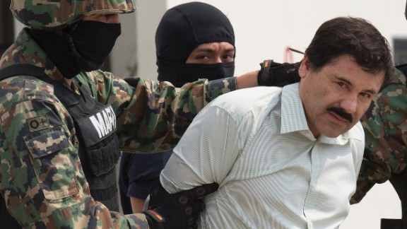 "Joaquin ""El Chapo"" Guzman could soon be heading to the United States. Mexico says it will extradite the Sinaloa cartel kingpin, who faces federal charges in six different states north of the border. But it's unclear when the transfer could happen. Guzman is in prison in Ciudad Juarez, Mexico, while his attorneys appeal."