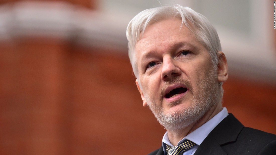 "For years, WikiLeaks founder Julian Assange has been fighting efforts to extradite him to Sweden, where he faces rape allegations. Assange, who denies the allegations and has never been charged, has been living inside the Ecuadorian Embassy in London since 2012. If he leaves,<a href=""http://www.cnn.com/2015/08/13/europe/wikileaks-assange-sweden-allegations/"" target=""_blank""> Assange has said he's afraid he'll be extradited to the United States,</a> where he could be charged and tried over the leaks of confidential US documents via his website."