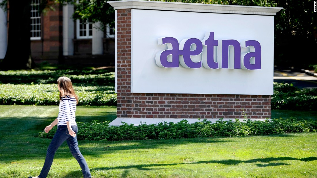 State launches Aetna probe after stunning admission