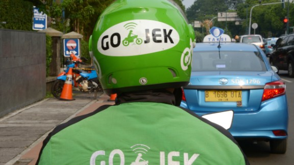 Tencent invested in GoJek just as Southeast Asia