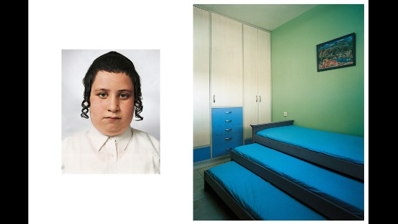 Tzvika, 9, Beitar Illit, West Bank