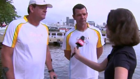 olympic sailors hand torch interview shasta darlington_00001617