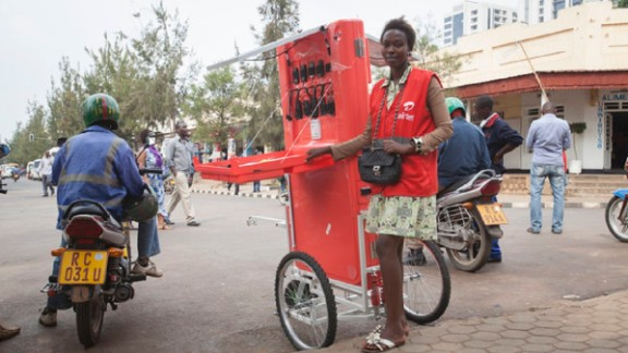 """In a recent development, Nyakarundi has decided to make the franchising opportunity free for women and those with disabilities. """"They are the most vulnerable group in Africa,"""" said the businessman."""