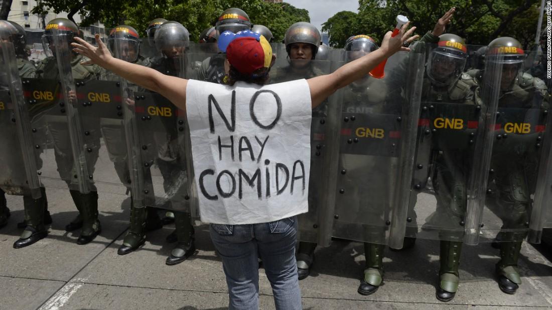 Abandoned: The four-legged victims of Venezuela's economic crisis