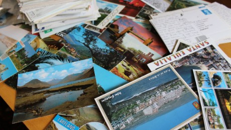 Past Postcards