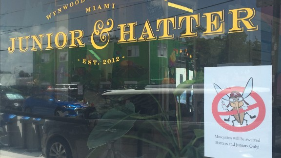 Jill Palma says people in Miami