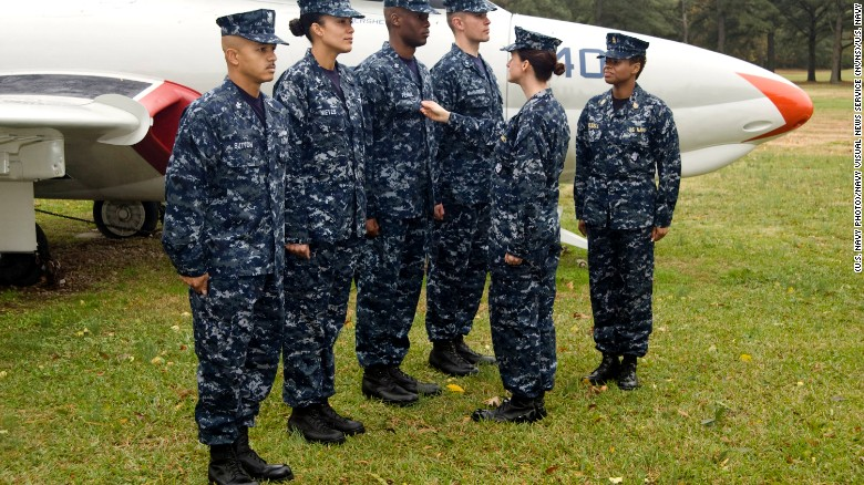 United states navy uniforms