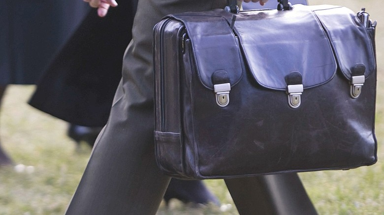 President can launch nukes with this satchel