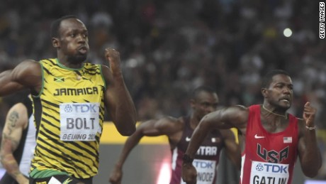 Gatlin responds to Bolt on 'feel my full wrath' promise