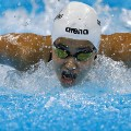 Yusra Mardini swimming 0806