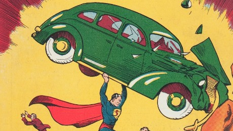 Move over, Joker - it's time for the OG Superman