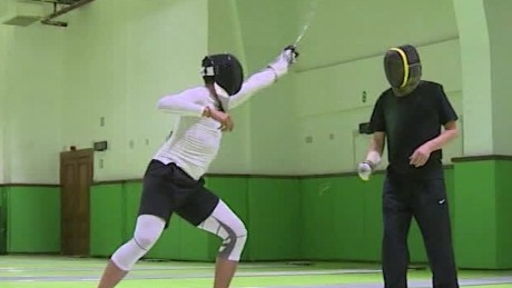 rio egypt olympic fencer lee pkg_00012515.jpg