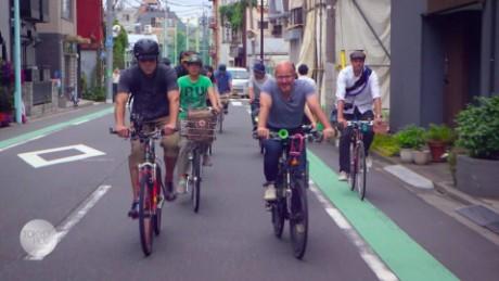 cc75ddd4e The cyclist s guide to Tokyo - CNN Video