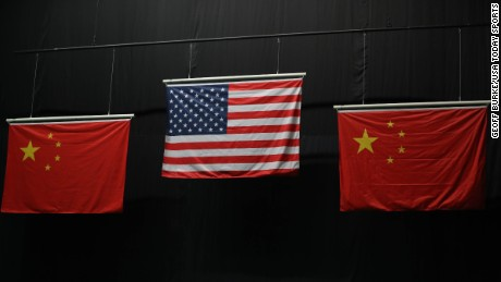 Rio Officials Apologize To China For Using Wrong Flag CNN - China flag