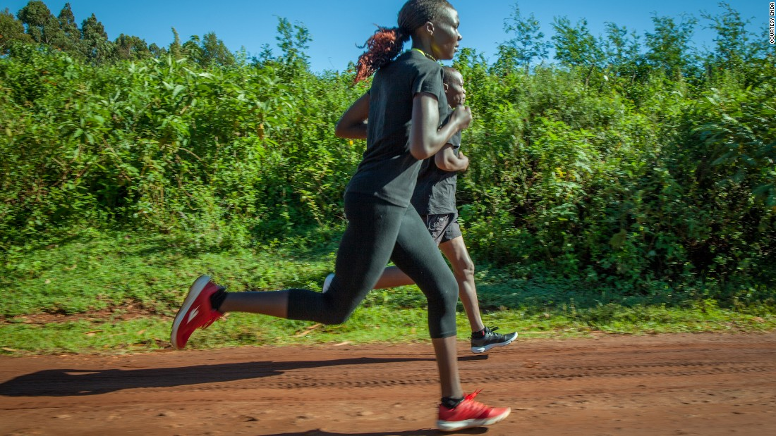 Kenyan runners Joanne Cherop and Justin Lagat are working with Enda to develop the sneakers. In the future the brand hopes to be able to sponsor Kenyan athletes through the Olympics and other international competitions.