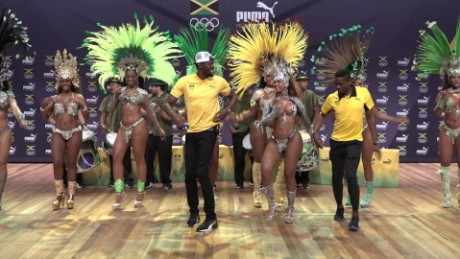 rio 2016 usain bolt jamaica world record sprinter samba dance 100m 200m orig_00004304