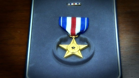 Silver Star awarded to US troops