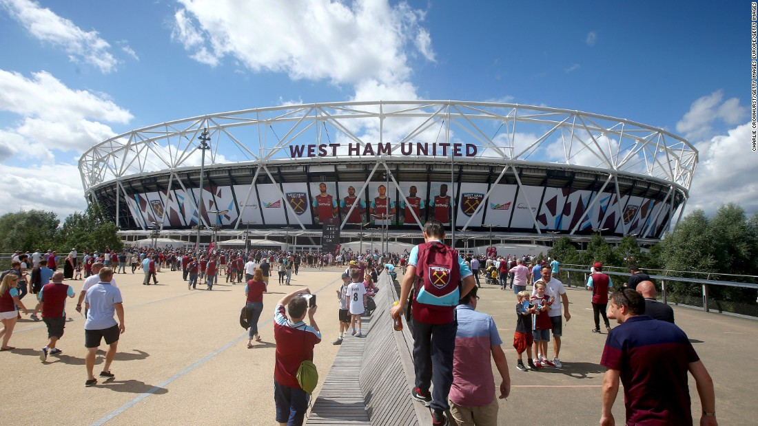 The permanent venues have all been re-purposed, including the £700 million ($914 million) Olympic stadium, now occupied by Premier League soccer club West Ham United, which paid just £15 million ($19.5 million) and £2.5 million ($3.3. million) a year in rent for it.