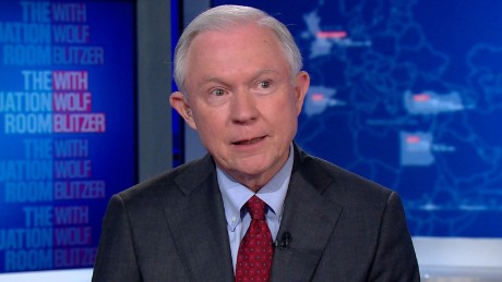 Jeff Sessions Fast Facts