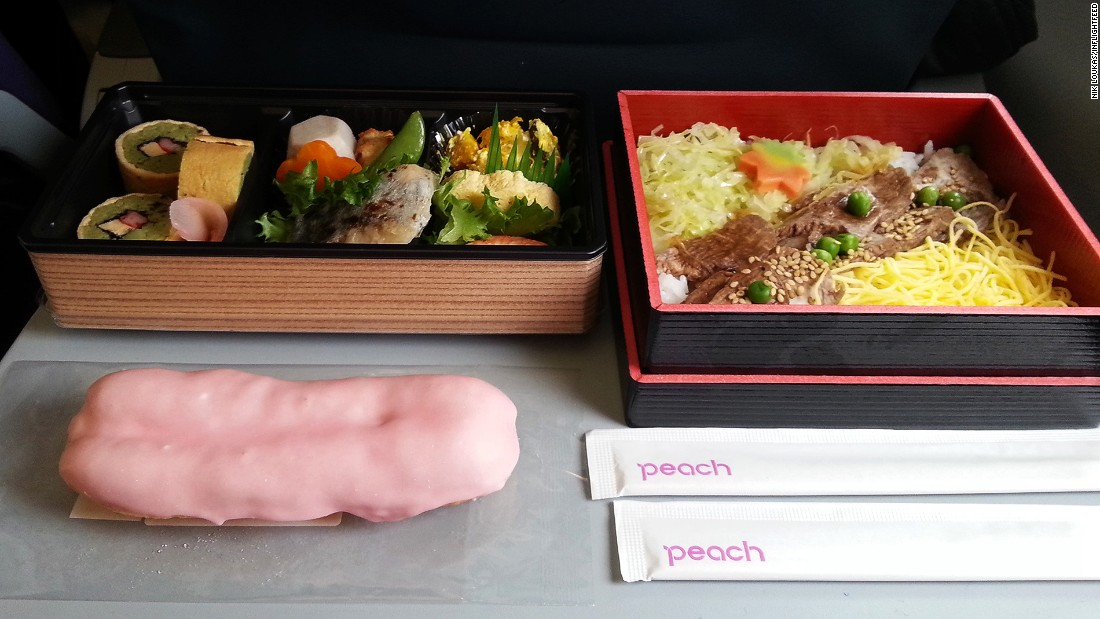 The In Flight Snack So Popular It Has Its Own Emoji Cnn Travel