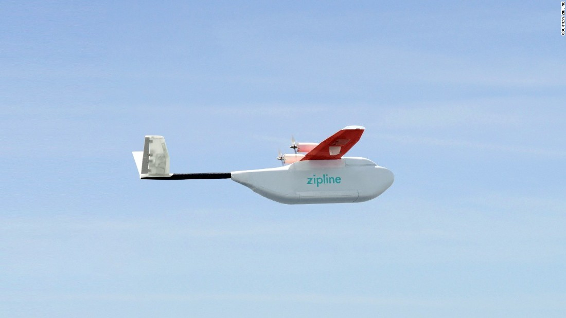 "The startup has since extended operations to <a href=""https://money.cnn.com/2017/08/24/technology/east-africa-drones/index.html"" target=""_blank"">Tanzania</a>."