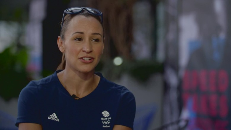 Heptathlete Jess Ennis-Hill on doping and clean sports