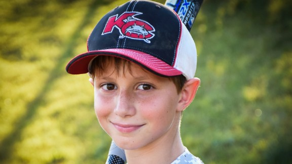 Ten-year-old Caleb Thomas Schwab died from a neck injury while riding the world's tallest water slide at Schlitterbahn Kansas City Water Park in August. The slide's raft drops 168 feet, 7 inches before it hits another 50-foot drop. Some park guests said the slide's harness wasn't working properly that day. The circumstances of the boy's death are still under investigation.