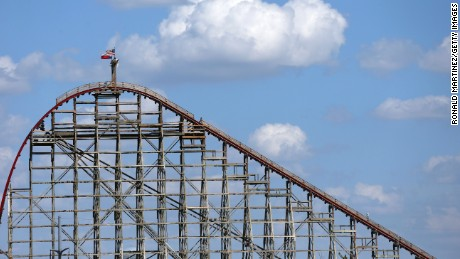A woman fell to her death at Six Flags Over Texas in Arlington after falling out of the 14-story-high roller coaster in 2013.