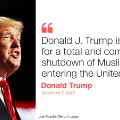 trump quote eight muslims