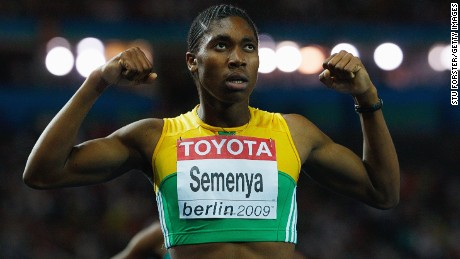 Caster Semenya appeals to Federal Supreme Court of Switzerland against testosterone ruling